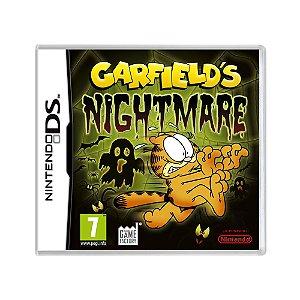 Jogo Garfield's Nightmare - DS (Europeu)