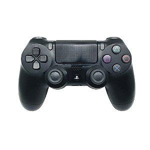Controle Sony Dualshock 4 Preto sem fio - PS4 (Modificado)