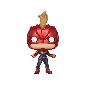 Boneco Captain Marvel 425 (Limited Chase Edition) - Funko Pop!