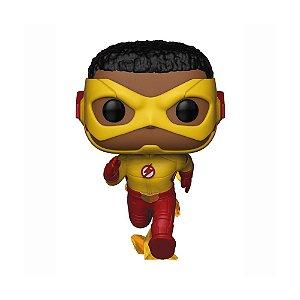 Boneco Kid Flash 714 (The Flash Fastest Man Alive) - Funko Pop!