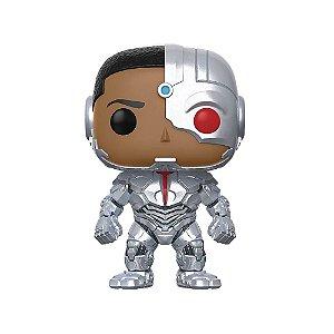 Boneco Cyborg 209 (Justice League) - Funko Pop!