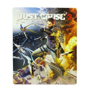 Jogo Just Cause 3 (SteelCase) - PS4