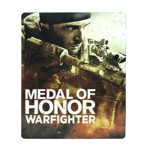 Jogo Medal of Honor: Warfighter (SteelCase) - PS3