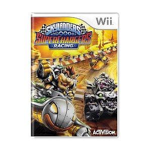 Jogo Skylanders SuperChargers Racing - Wii