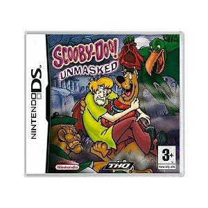 Jogo Scooby-Doo! Unmasked - DS (Europeu)
