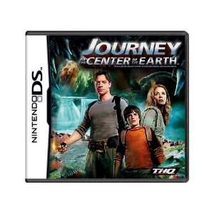 Jogo Journey to the Center of the Earth - DS