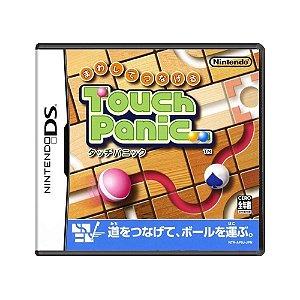 Jogo Mawashite Tsunageru Touch Panic - DS (Japonês)