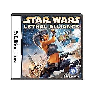 Jogo Star Wars: Lethal Alliance - DS