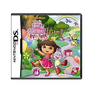 Jogo Dora's Big Birthday Adventure - DS