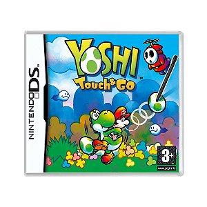 Jogo Yoshi Touch & Go - DS (Europeu)