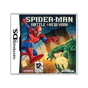 Jogo Spider-Man: Battle for New York - DS (Europeu)