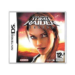 Jogo Tomb Raider: Legend - DS (Europeu)