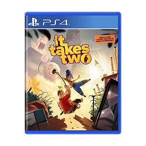 Jogo It Takes Two - PS4