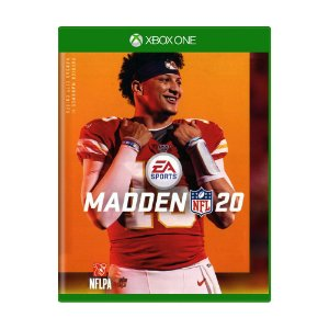 Jogo Madden NFL 20 - Xbox One