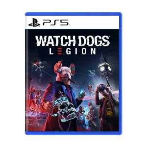 Jogo Watch Dogs: Legion - PS5