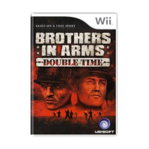 Jogo Brothers in Arms: Double Time - Wii