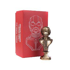 Mini Busto Homem Formiga (Marvel Comics) - Omelete Legends