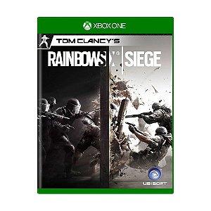 Jogo Tom Clancy's: Rainbow Six Siege - Xbox One