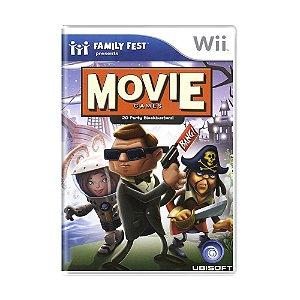 Jogo Family Fest Presents Movie Games - Wii
