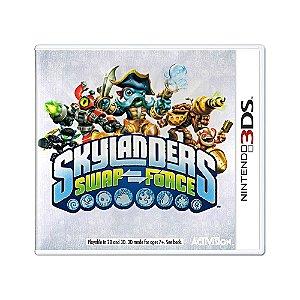 Jogo Skylanders Swap Force - 3DS