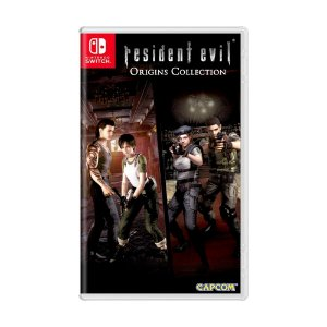 Jogo Resident Evil 0 - Switch