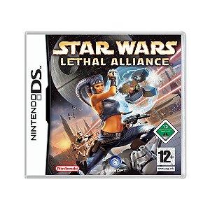 Jogo Star Wars: Lethal Alliance - DS (Europeu)