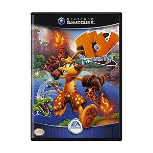 Jogo Ty the Tasmanian Tiger - GameCube