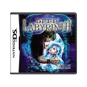 Jogo Deep Labyrinth - DS