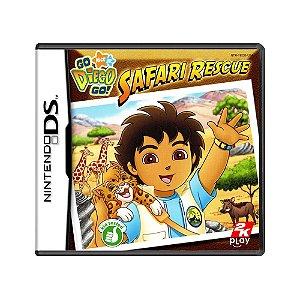 Jogo Go, Diego, Go!: Safari Rescue - DS