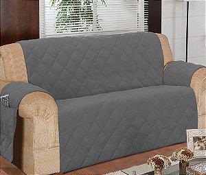 Protetor Para Sofá De 04 Lugares Com Assento De 2,90m Matelado Microfibra Lú