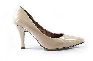 Sapato Scarpin Uniflora Nude