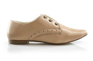 Sapato Oxford Agave nude