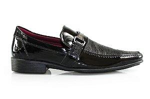 Sapato Liríope Verniz Preto
