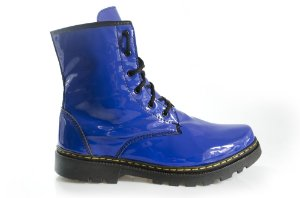 Boot Asplênio Azul Bic - The Original Vegan