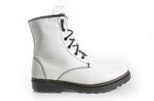 Boot Asplênio Branco - The Original Vegan