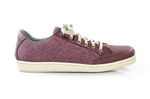 Tênis Cosmos Streetwear Marsala