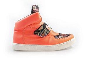 Sneaker Marigold laranja