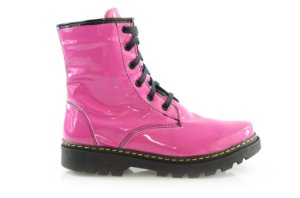 Boot Asplênio Fucsia - The Original Vegan