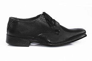Sapato casual com cadarço