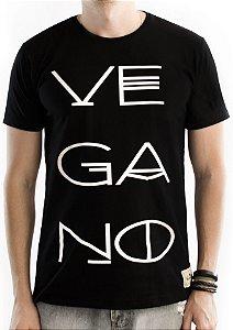 Camiseta Vegano 1003 preta