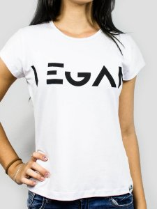 Baby look  vegan 1121 branca