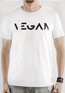 Camiseta Vegan 1013 branca