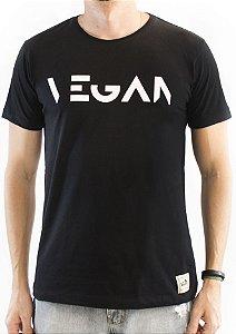 Camiseta Vegan 1012 preta