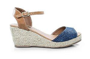 Sandália Physalis Jeans