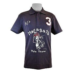 Camisa Maragata Polo Team