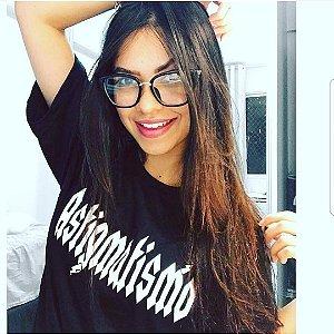 T-shirt| Astgmatismo preta