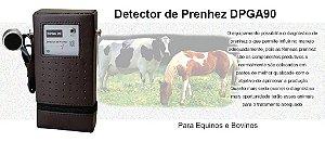 Detector de Prenhez DPGA-90 - para Equinos e Bovinos