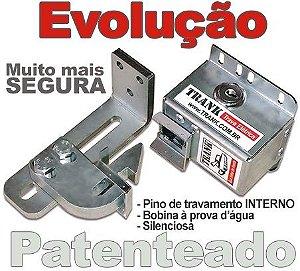 TRAVA ELÉTRICA PARA PORTÃO AUTOMÁTICO BASCULANTE - TRANK B