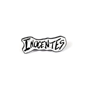 "Inocentes ""Logo"" Pin"