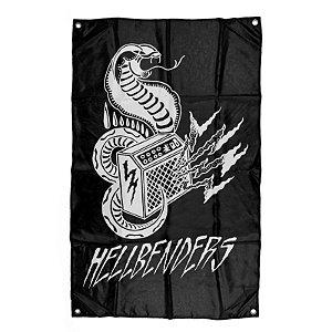 """Hellbenders """"Naja"""" Bandeira"""